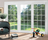 Three Lite Patio Door