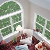Circle Top Window